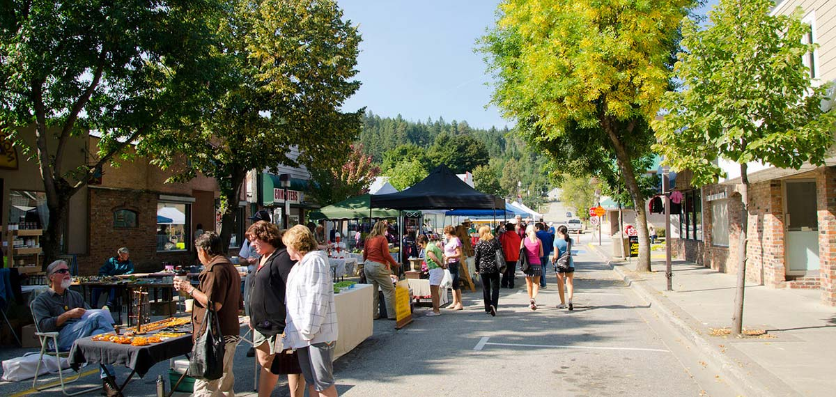 Enderby Markets